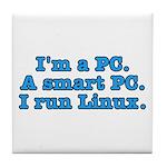 I'm a PC Tile Coaster