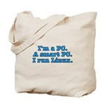 I'm a PC Tote Bag