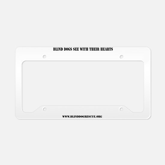 Special License Plate Holder