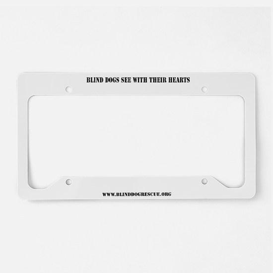 Cute Alliance License Plate Holder