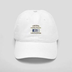 Virginia State Police Cap