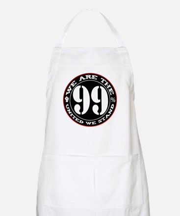 The 99% United We Stand Apron