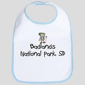 Hike Badlands Nat Park (Boy) Bib