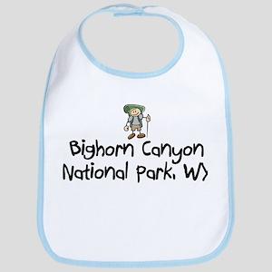 Hike Bighorn Canyon (Boy) Bib