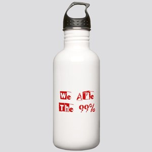 We Are The 99% #2 Stainless Water Bottle 1.0L