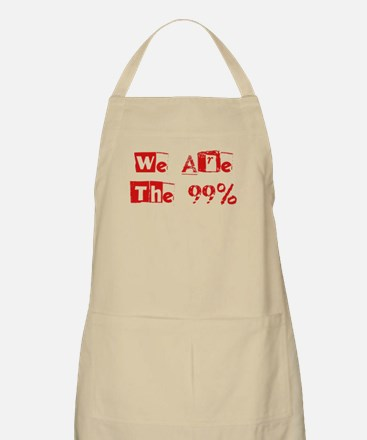 We Are The 99% #2 Apron