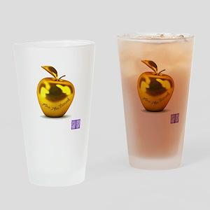 Eris' Apple Drinking Glass