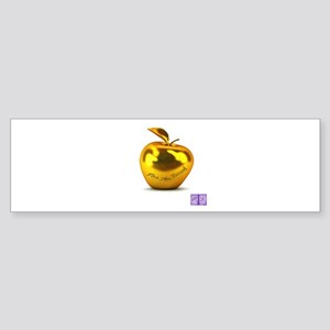 Eris' Apple Sticker (Bumper)