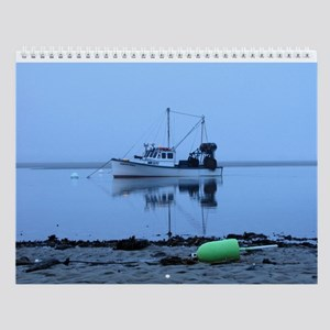 Scenic New England Landscapes 2018 Wall Calendar