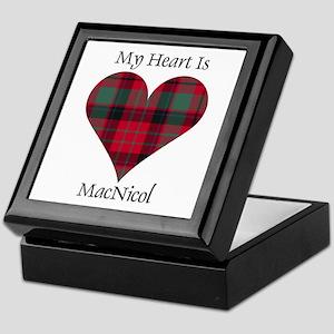 Heart - MacNicol Keepsake Box