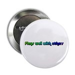 """Plays with others 2.25"""" Button (10 pack)"""