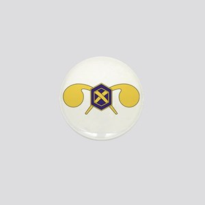 Chemical Corps Mini Button