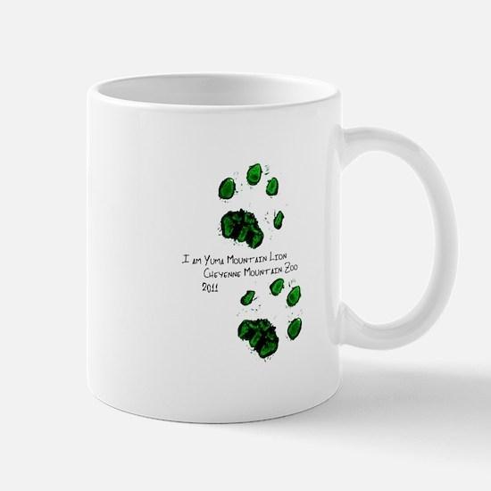 Unique Mountain lion Mug