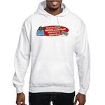 Can't Be Christian Capitalist Hooded Sweatshirt