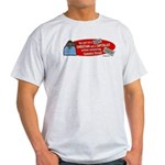 Can't Be Christian Capitalist Light T-Shirt