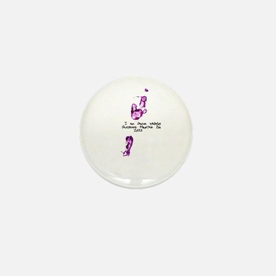 Funny Wallabies Mini Button