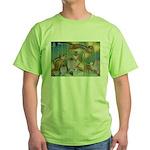 The Fairy Circus Green T-Shirt