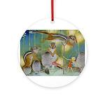 The Fairy Circus Ornament (Round)