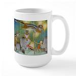 The Fairy Circus Large Mug