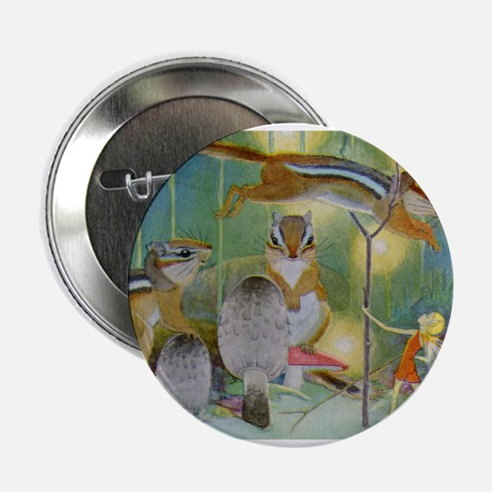 "The Fairy Circus 2.25"" Button"