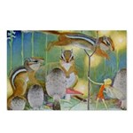 The Fairy Circus Postcards (Package of 8)