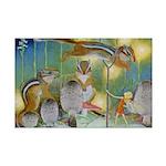 The Fairy Circus Mini Poster Print
