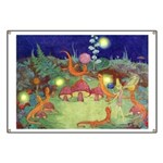 The Fairy Circus Banner