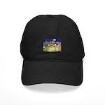 The Fairy Circus Black Cap