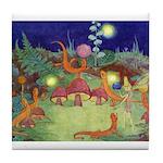 The Fairy Circus Tile Coaster