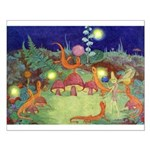 The Fairy Circus Small Poster
