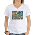 The Fairy Circus Women's V-Neck T-Shirt