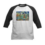 The Fairy Circus Kids Baseball Jersey