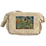 The Fairy Circus Messenger Bag