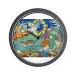 The Fairy Circus Wall Clock