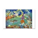The Fairy Circus Car Magnet 20 x 12