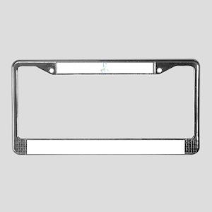 Argentina Soccer License Plate Frame