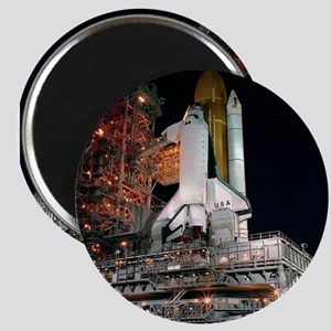 STS-28 Rollout Magnet