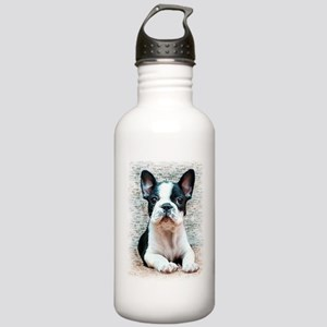 French Bulldog Stainless Water Bottle 1.0L