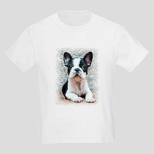 French Bulldog Kids Light T-Shirt