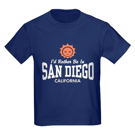 San Diego Kids Dark T-Shirt