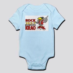 Rock 1025 - The Crow Infant Creeper