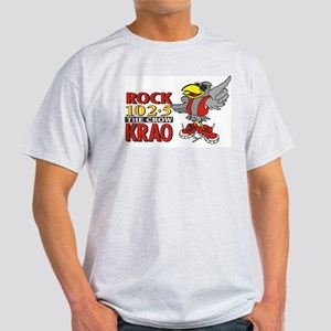Rock 1025 - The Crow Ash Grey T-Shirt