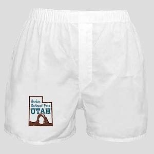 Arches National Park Utah Boxer Shorts