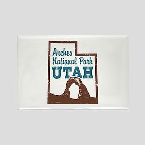 Arches National Park Utah Rectangle Magnet