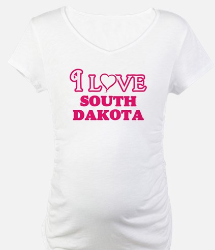 I love South Dakota Shirt