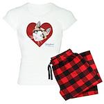 KittyKind Women's Light Pajamas