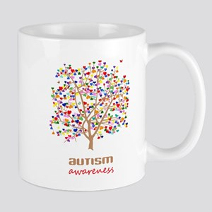 Tree of Autism Mug