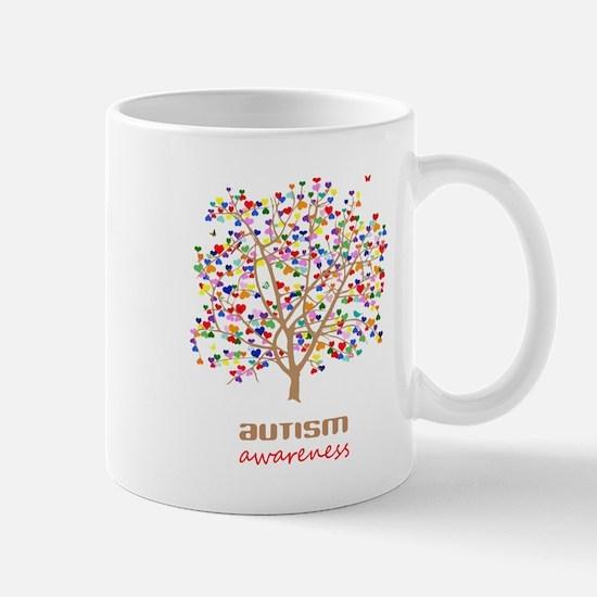 Tree of Autism Mug