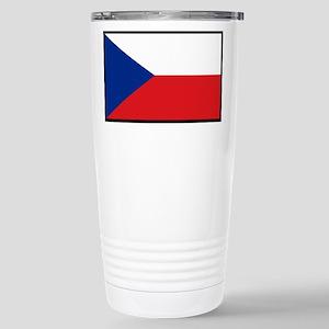 Czech Stainless Steel Travel Mug
