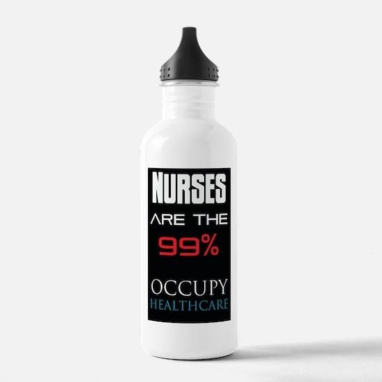 NURSES Water Bottle
